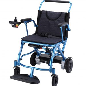 Fold n Go Power chair Merits
